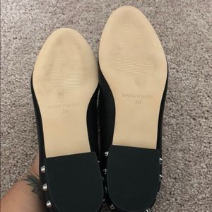 Marc Fisher Shoes - Black loafers